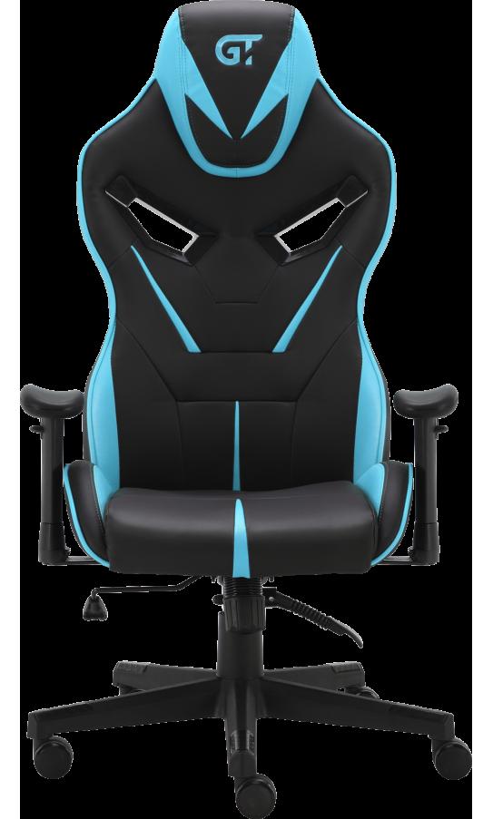 Геймерское кресло GT Racer X-2831 Black/Light Blue