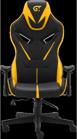 11Геймерське крісло GT Racer X-2831 Black/Yellow