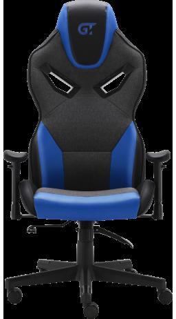 11Геймерське крісло GT Racer X-2832 Black/Blue