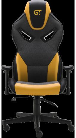 11Геймерське крісло GT Racer X-2832 Black/Yellow