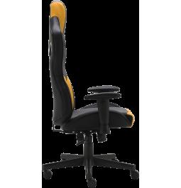 Геймерское кресло GT Racer X-2832 Black/Yellow