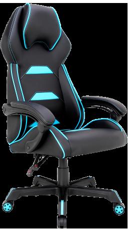 Геймерське крісло GT Racer X-2833 Black/Blue