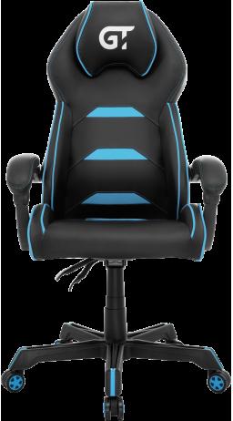 11Gaming chair GT Racer X-2833 Black/Blue