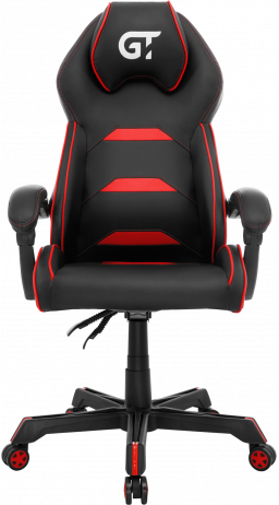 11Gaming chair GT Racer X-2833 Black/Red