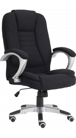 Офісне крісло GT Racer X-2854 Fabric Black