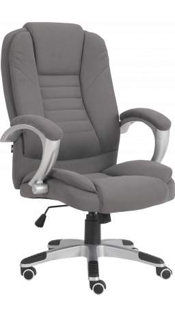 Офісне крісло GT Racer X-2854 Fabric Gray