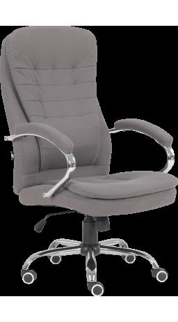 Офісне крісло GT Racer X-2856 Fabric Gray