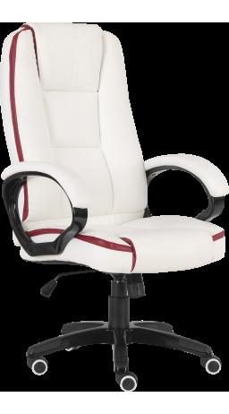 Офісне крісло GT Racer X-2858 White/Red