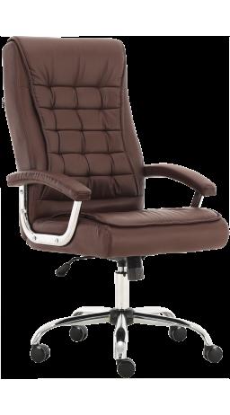 Офісне крісло GT Racer X-2973 Chocolate