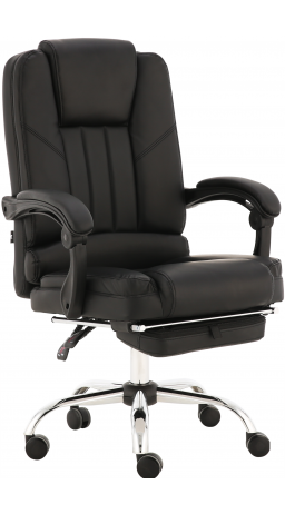 Office chair GT Racer X-2976 Footrest Black