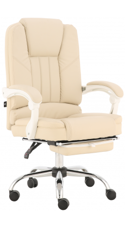 Office chair GT Racer X-2976 Footrest Cream