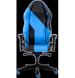 Геймерское кресло GT Racer X-3101 Wave Black/Blue