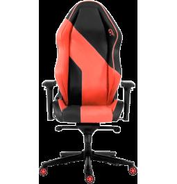 Геймерское кресло GT Racer X-3101 Wave Black/Orange