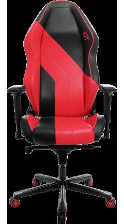 11Геймерське крісло GT Racer X-3101 Wave Black/Red