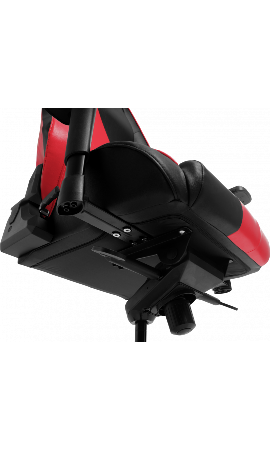 Геймерське крісло GT Racer X-3101 Wave Black/Red