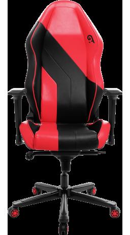 11Геймерське крісло GT Racer X-3102 Wave Black/Red