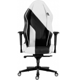 Геймерское кресло GT Racer X-3102 Wave Black/White