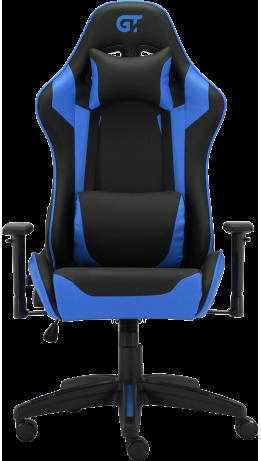 Геймерське крісло GT Racer X-3501 Black/Blue
