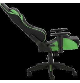 Геймерське крісло GT Racer X-3501 Black/Green