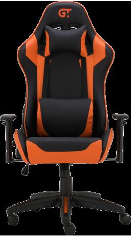 11Геймерське крісло GT Racer X-3501 Black/Orange