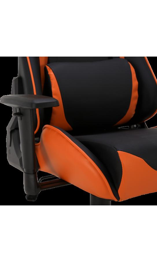 Геймерское кресло GT Racer X-3501 Black/Orange