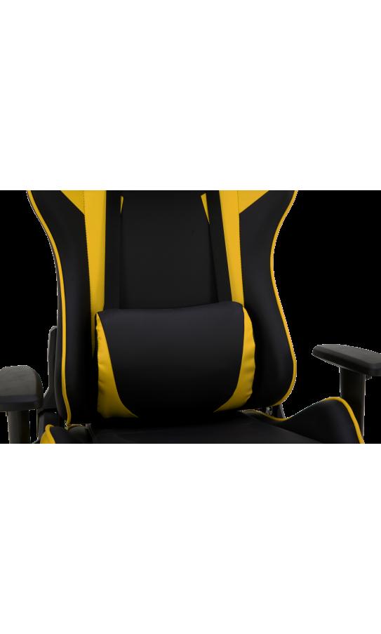 Геймерське крісло GT Racer X-3501 Black/Yellow