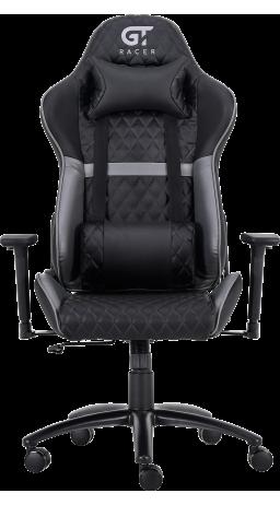 11Геймерське крісло GT Racer X-3505 Black/Gray