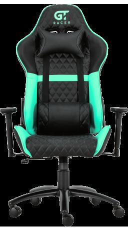 Геймерське крісло GT Racer X-3505 Black/Mint