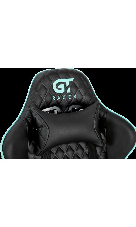 Геймерское кресло GT Racer X-3505 Black/Mint