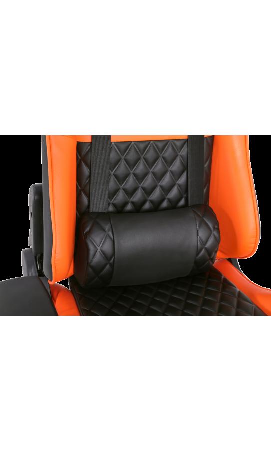 Геймерське крісло GT Racer X-3505 Black/Orange