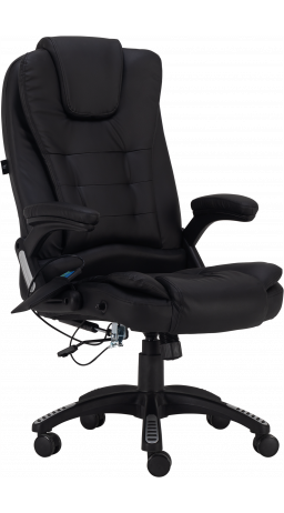 Office chair GT Racer X-4201 Black