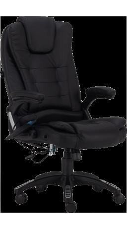 11Офісне крісло GT Racer X-4201 Black