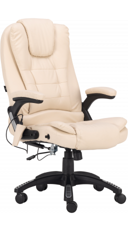Office chair GT Racer X-4201 Cream