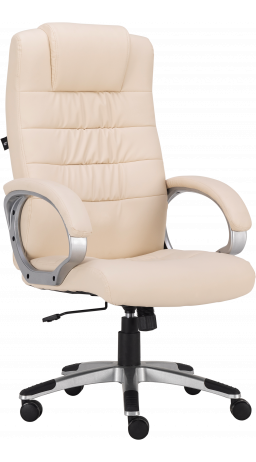 Office chair GT Racer X-4316 Cream