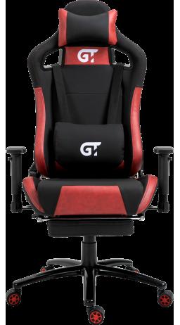 11Геймерське крісло GT Racer X-5104 Black/Red