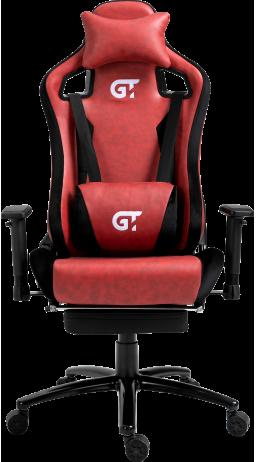 11Геймерське крісло GT Racer X-5107 Black/Red