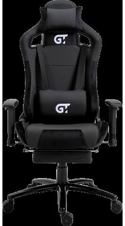 11Геймерське крісло GT Racer X-5108 Black