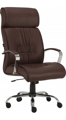 Office chair GT Racer X-5552 Chocolate