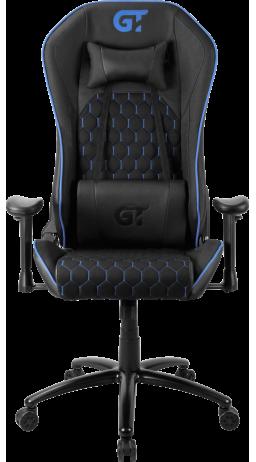 Геймерське крісло GT Racer X-5650 Black/Blue