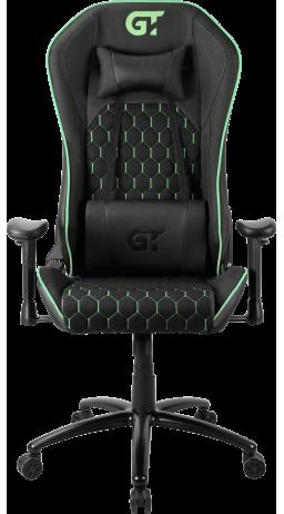 Геймерське крісло GT Racer X-5650 Black/Green