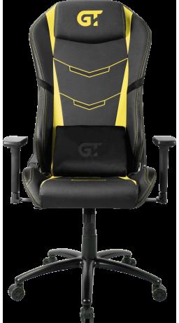 Геймерське крісло GT Racer X-5660 Black/Yellow