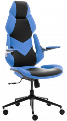 11Gaming chair GT Racer X-6691 Black/Blue