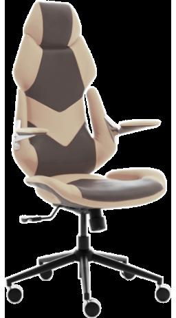 11Gaming chair GT Racer X-6691 Brown/Beige