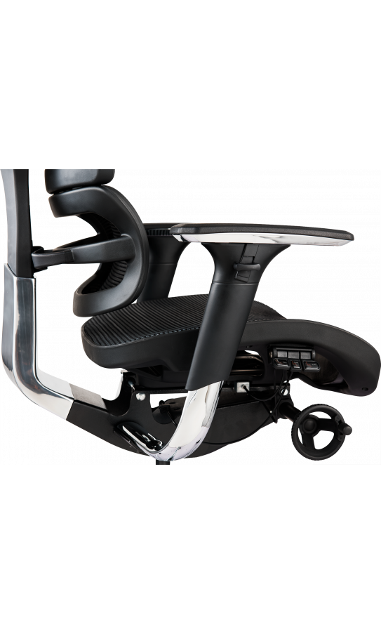 Офісне крісло GT Racer X-702 Black