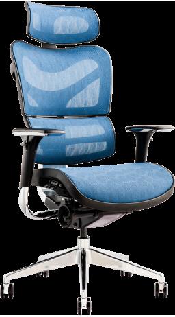Офісне крісло GT Racer X-702 Blue