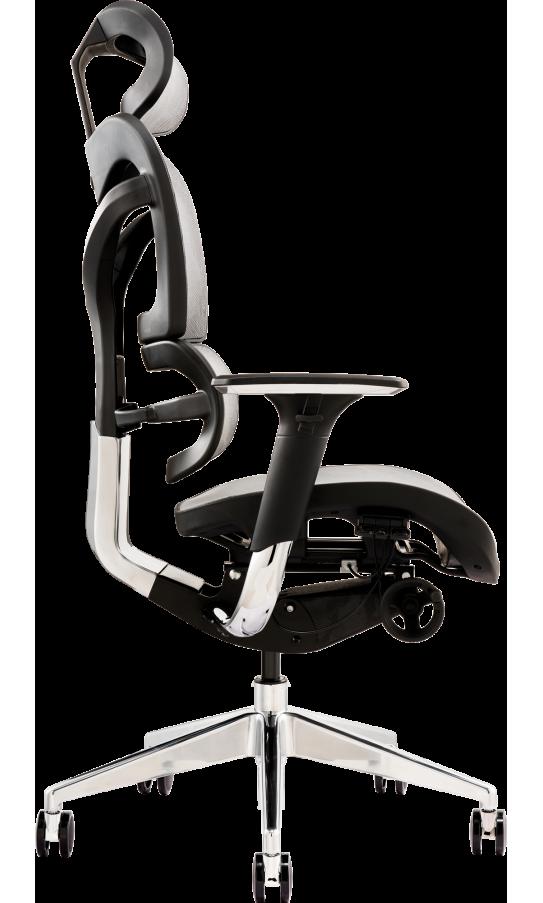 Офісне крісло GT Racer X-702 Gray