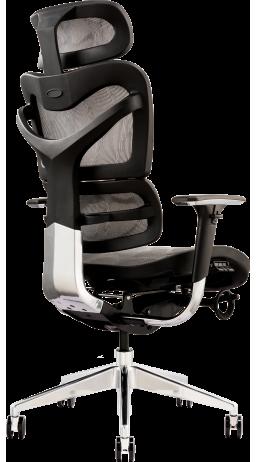 11Офісне крісло GT Racer X-702 Gray (W-70)