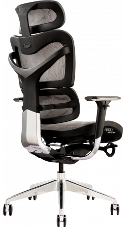 11Офісне крісло GT Racer X-702 Gray