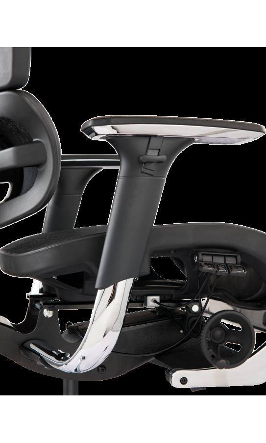 Офісне крісло GT Racer X-702L Black