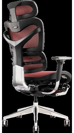 11Офісне крісло GT Racer X-702L Red (W-82)